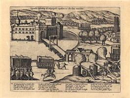 Archiv - Burg 1579