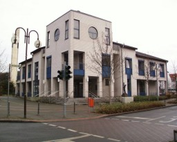 Bild des Sozio-kulturellen-Zentrums in Horrem