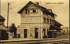 Bahnhof Kerpen