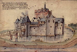 Geschichte - Burg 1589