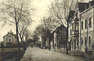 Geschichte - Heerstraße