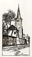 Geschichte - Stiftskirche