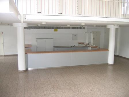 Jahnhalle Foyer