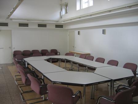 Jahnhalle Konferenzraum