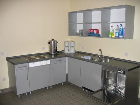 Jahnhalle Küche