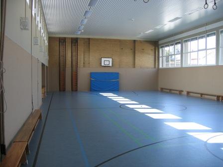 Mehrzweckhalle Mödrath Saal