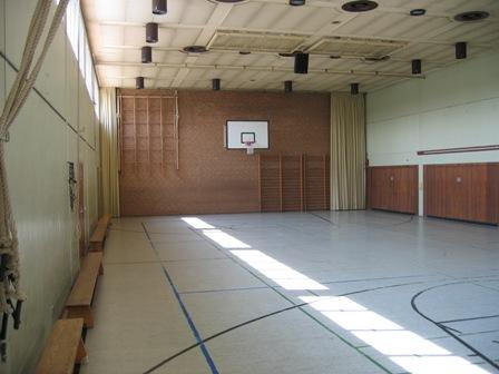 Mehrzweckhalle Sindorf Saal