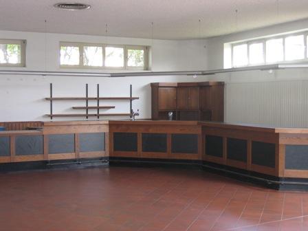 Mehrzweckhalle Sindorf Foyer
