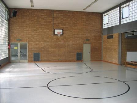 Mehrzweckhalle Neu-Bottenbroich