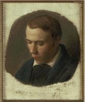 Ferdinand Müller: Portrait von Adolf Kolping