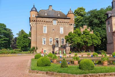 Schloss Loersfeld_ Rhein-Erft-Tourismus