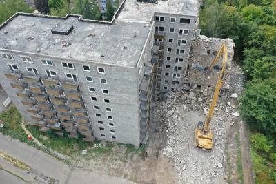 Abriss Hochhaus Maastrichter Str 2019-08-02-02