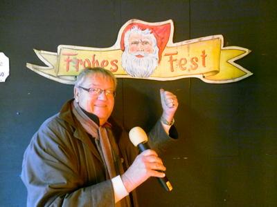 Weihnachtsmarkt Horrem Helmut Arntz
