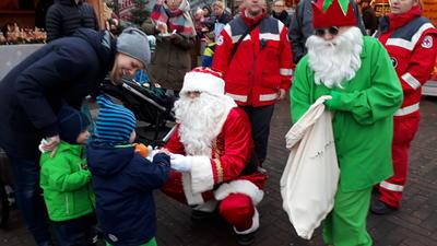 Weihnachtsmann Horrem