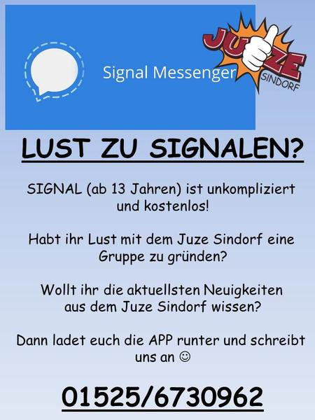 Lust zu Signalen?
