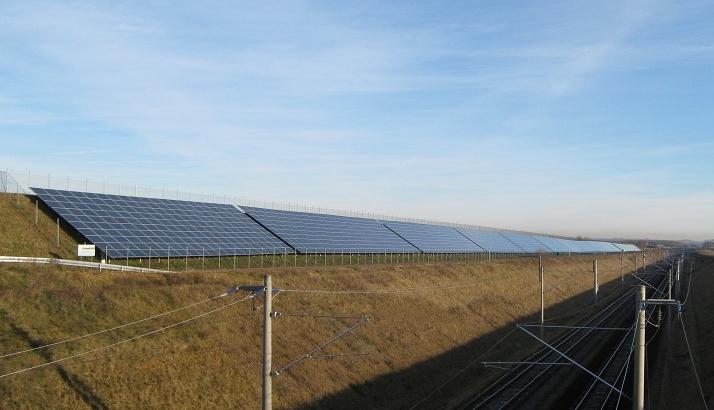 PV-Freiflächenanlage in Kerpen Buir (Foto: Stadt Kerpen)
