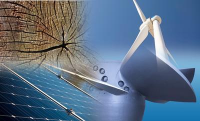 Erneuerbare Energien (Foto: Pixabay)