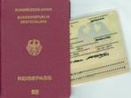 Reisepass EU mit
