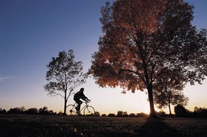 Fahrradfahren in Kerpen 1