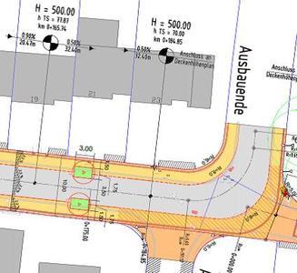 Straßen - Straßenplanung Bild 1